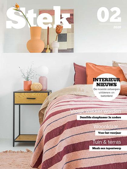 Stek Magazine cover 02-2020