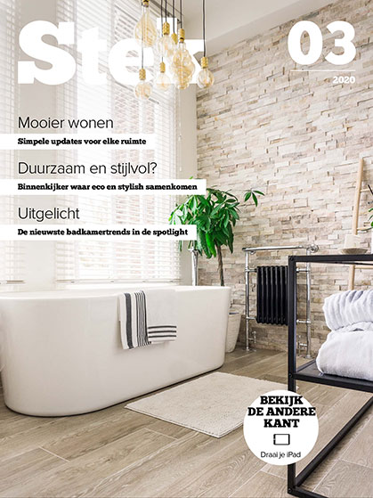 Stek Magazine cover 03-2020
