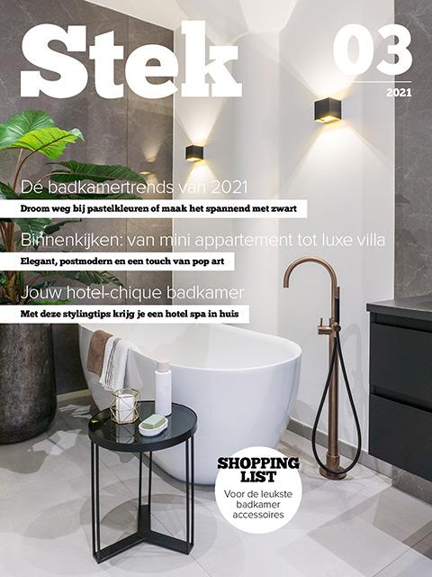 Stek Magazine cover 03-2021
