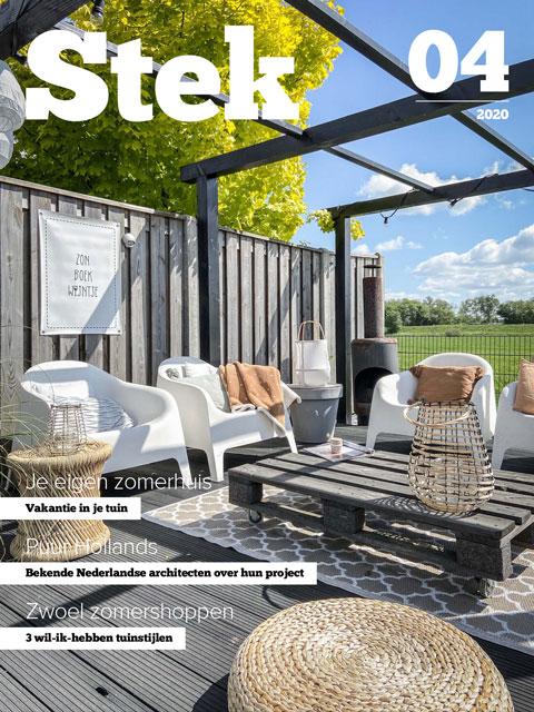 Stek Magazine cover 04-2020