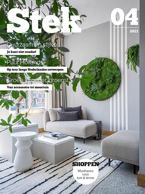 Stek Magazine cover 04-2021