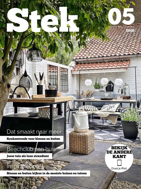Stek Magazine cover 05-2020
