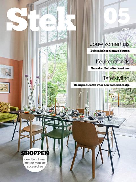 Stek Magazine cover 05-2021