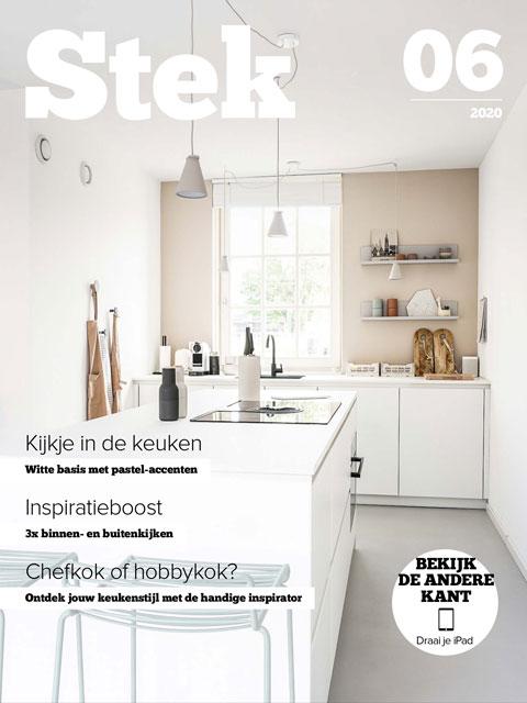 Stek Magazine cover 06-2020