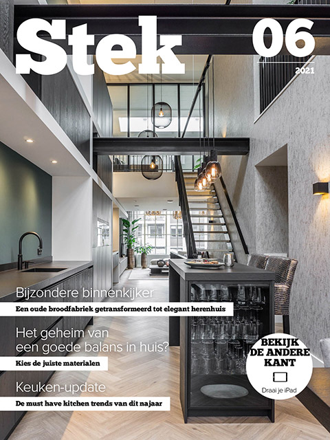 Stek Magazine cover 06-2021