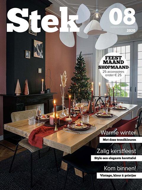 Stek Magazine cover 08-2020